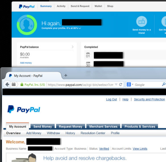 how to use paypal seller