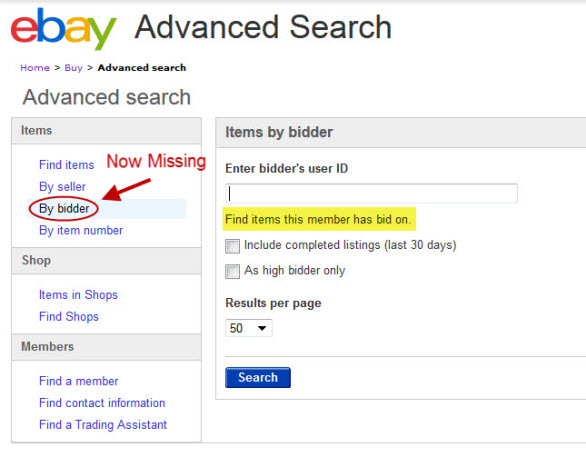 Ebay Declares Open Season On Sellers