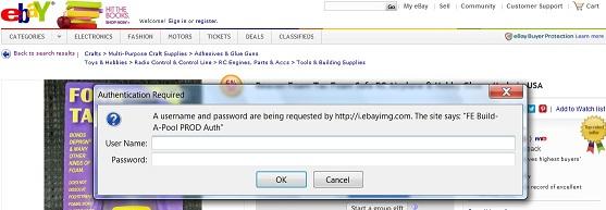 Suspicious Login Request Has Ebay Users Worried