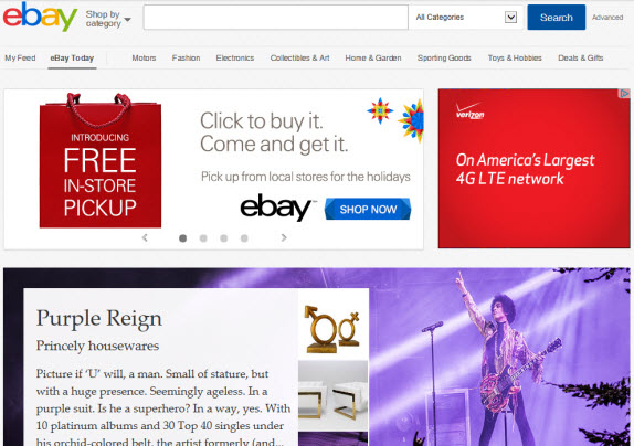 How Ebay Extends The Holiday Shopping Season