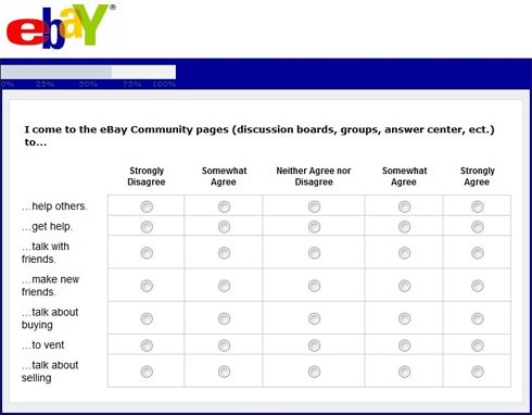 Sellers Respond to New eBay Survey about Brand Perception