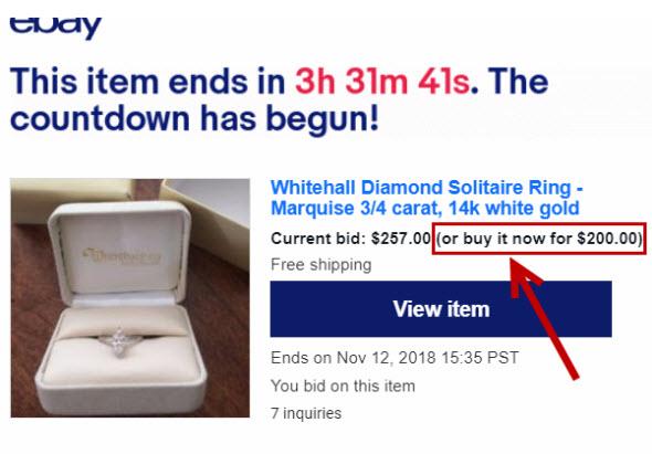 Ebay Makes Major Pricing Gaffe In Email To Bidder