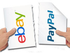 eBay Sellers Are Not Better Off after PayPal Split
