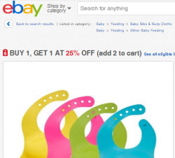 Ebay welcome coupon august 2018