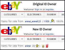 Ebay Admits Mistake Returns User Id To Longtime Seller