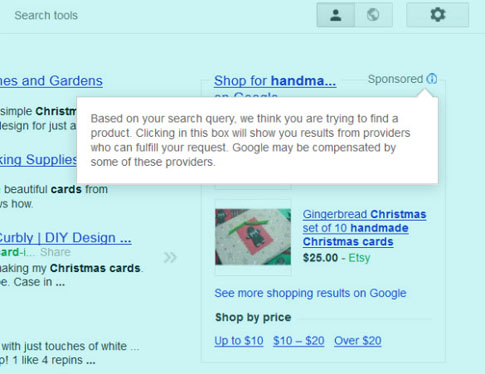 Sellers Applaud Etsy's Decision to Continue Google Shopping Ads
