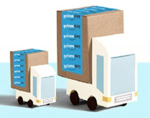 Amazon Prime Day Trucks