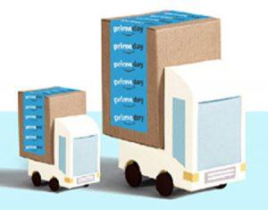 Amazon Prime Day Trucks