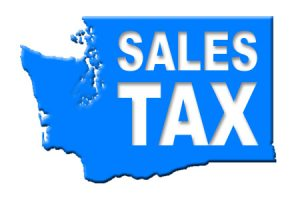 Online Sales Tax Washington State