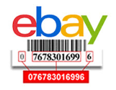 eBay Product Identifiers