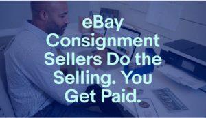 eBay Consignment Center