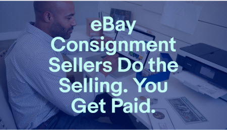 eBay Consignment Center