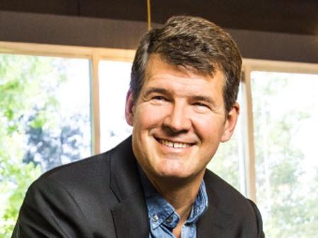eBay CFO Scott Schenkel