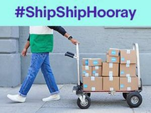 eBay Shipping Sweepstakes