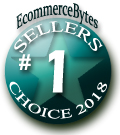 1st Place Finisher - EcommerceBytes 2018 Sellers Choice