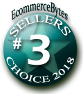 3rd Place Finisher - EcommerceBytes 2018 Sellers Choice