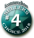 4th Place Finisher - EcommerceBytes 2018 Sellers Choice