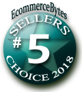 5th Place Finisher - EcommerceBytes 2018 Sellers Choice