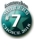 7th Place Finisher - EcommerceBytes 2018 Sellers Choice