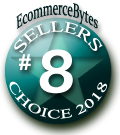 8th Place Finisher - EcommerceBytes 2018 Sellers Choice