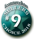 9th Place Finisher - EcommerceBytes 2018 Sellers Choice