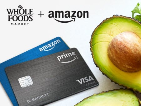 Amazon uses cash back benefits to entice Prime members to Whole Foods
