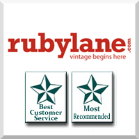 Ruby Lane - EcommerceBytes 2018 Sellers Choice for Best Customer Service and Most Recommended