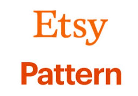 Etsy Pattern
