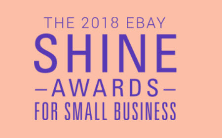 eBay Shine Awards 2018