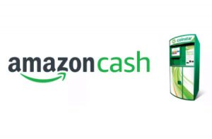 Amazon Cash at Coinstar