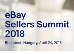 eBay Eastern European Seller Summit 2018