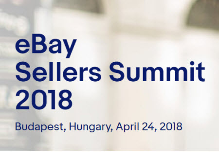 eBay Eastern European Seller Summit 2018