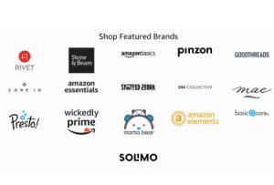 Amazon brands