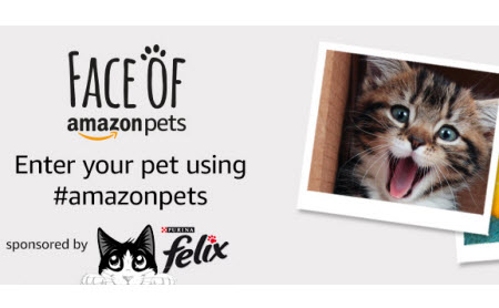 Amazon UK Pet Contest