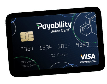 Payability Visa Card