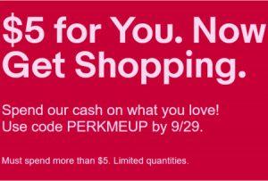 eBay Under $10 promotion