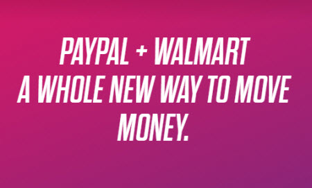 PayPal Users Can Cash In and Cash Out at Walmart Stores - EcommerceBytes