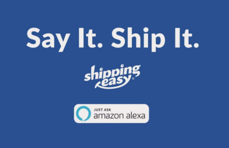 ShippingEasy Alexa integration
