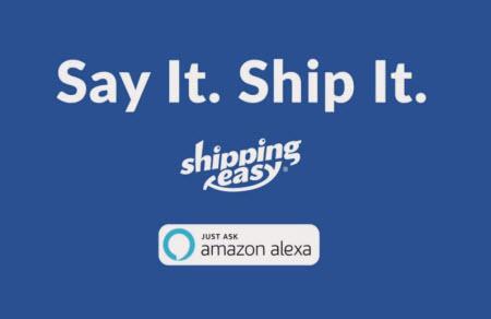 ShippingEasy Alexa integration