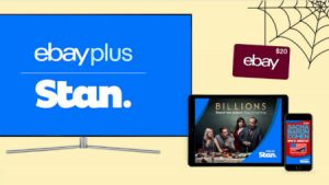 eBay Plus offers video streaming promotion