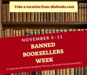 Banned Booksellers Week Abebooks