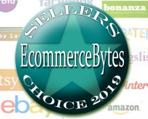 2019 EcommerceBytes Sellers Choice