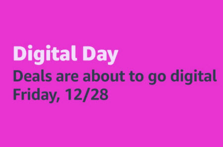 Amazon 3rd Annual Digital Day