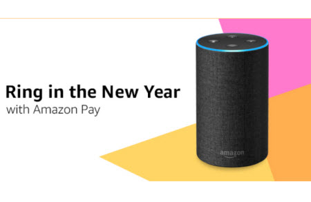 Amazon Pay Tempts Merchants with Echo Device