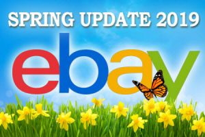 eBay Spring Seller Update 2019