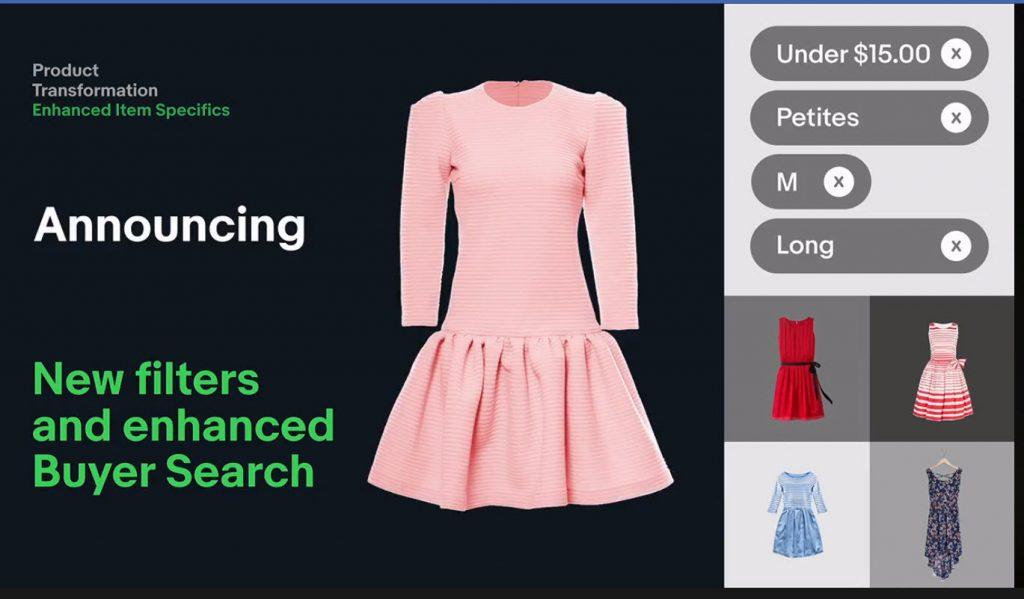 eBay enhanced search