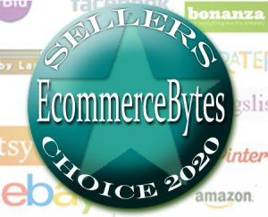 EcommerceBytes 2020 Sellers Choice Awards